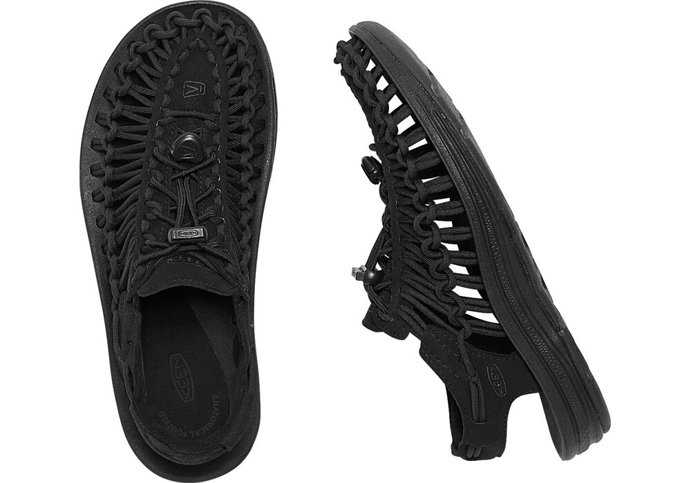 keenes black single women Keen uneek sandal (women's)  then redesigned every single piece of the shoe to best compliment the foot's shape we started with one material, the cord, and built .